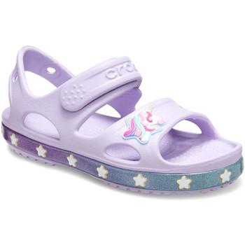 Pantofi Copii Sandale  Crocs 206366 Roz