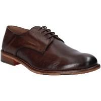 Pantofi Bărbați Pantofi Derby Exton 3101 Maro