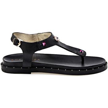 Pantofi Femei Sandale  Apepazza JPL06 Negru