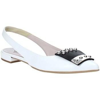 Pantofi Femei Sandale  Grace Shoes 521011 Alb