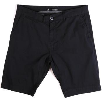 Îmbracaminte Bărbați Pantaloni scurti și Bermuda Key Up 265PA 0001 Albastru