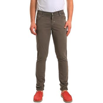 Îmbracaminte Bărbați Pantalon 5 buzunare Antony Morato MMTR00372 FA800060 Verde