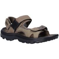 Pantofi Bărbați Sandale  Lotto T4769 Maro