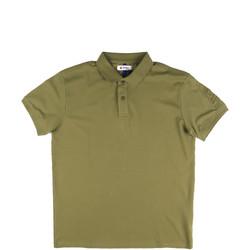 Îmbracaminte Bărbați Tricou Polo mânecă scurtă Invicta 4452172/U Verde