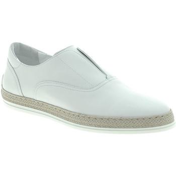 Pantofi Bărbați Espadrile Triver Flight 997-02 Alb
