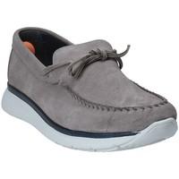 Pantofi Bărbați Mocasini Impronte IM181024 Gri