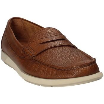 Pantofi Bărbați Mocasini Maritan G 460390 Maro