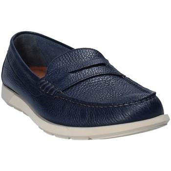 Pantofi Bărbați Mocasini Maritan G 460390 Albastru