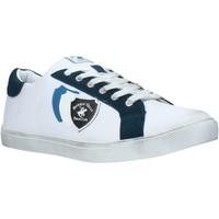Pantofi Bărbați Pantofi sport Casual Beverly Hills Polo Club BH-3011 Alb