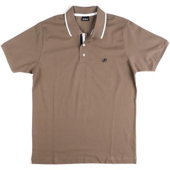Îmbracaminte Bărbați Tricou Polo mânecă scurtă Key Up 2Q711 0001 Gri