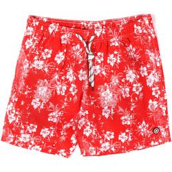 Îmbracaminte Bărbați Maiouri și Shorturi de baie Key Up 2M09X 0001 Roșu