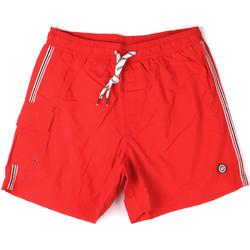 Îmbracaminte Bărbați Maiouri și Shorturi de baie Key Up 2H16X 0001 Roșu