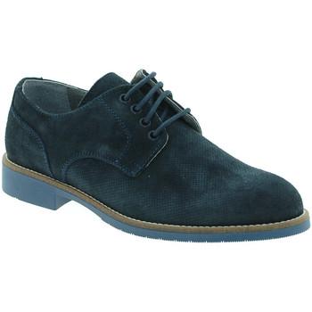 Pantofi Bărbați Pantofi Derby Keys 3227 Albastru