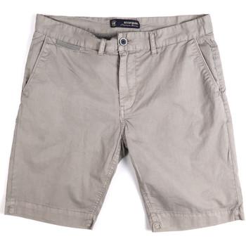 Îmbracaminte Bărbați Pantaloni scurti și Bermuda Key Up 265PA 0001 Gri