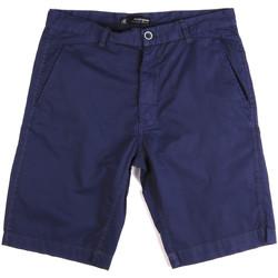 Îmbracaminte Bărbați Pantaloni scurti și Bermuda Key Up 2A01P 0001 Albastru