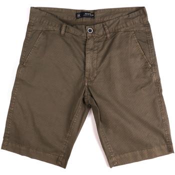 Îmbracaminte Bărbați Pantaloni scurti și Bermuda Key Up 2A01P 0001 Maro