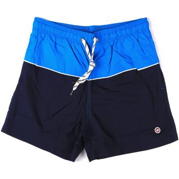 Îmbracaminte Bărbați Maiouri și Shorturi de baie Key Up 2H19X 0001 Albastru