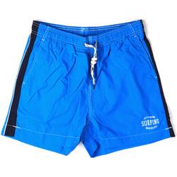 Îmbracaminte Bărbați Maiouri și Shorturi de baie Key Up 2H17X 0001 Albastru