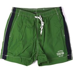 Îmbracaminte Bărbați Maiouri și Shorturi de baie Key Up 2H17X 0001 Verde