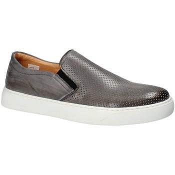 Pantofi Bărbați Pantofi Slip on Exton 515 Gri