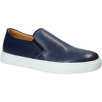 Pantofi Bărbați Pantofi Slip on Exton 515 Albastru