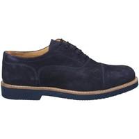 Pantofi Bărbați Pantofi Oxford Exton 9196 Albastru