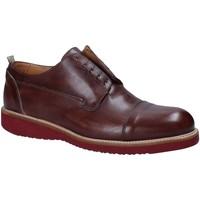 Pantofi Bărbați Pantofi Derby Exton 881 Maro