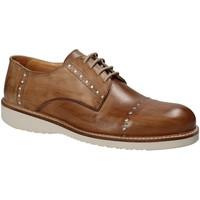 Pantofi Bărbați Pantofi Derby Exton 883 Maro