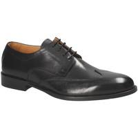 Pantofi Bărbați Pantofi Derby Exton 1372 Negru