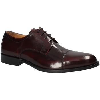 Pantofi Bărbați Pantofi Derby Exton 1375 Roșu