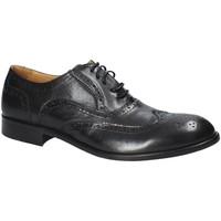 Pantofi Bărbați Pantofi Derby Exton 5352 Negru