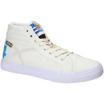 Pantofi Bărbați Pantofi sport stil gheata Gas GAM810152 Alb