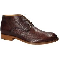 Pantofi Bărbați Ghete Exton 5355 Maro