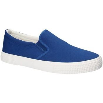 Pantofi Bărbați Pantofi Slip on Gas GAM810165 Albastru