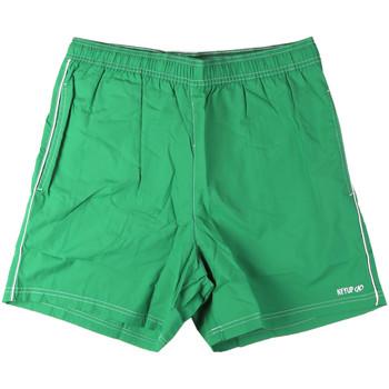 Îmbracaminte Bărbați Maiouri și Shorturi de baie Key Up 22X21 0001 Verde