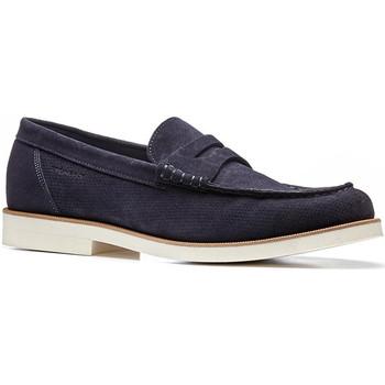 Pantofi Bărbați Mocasini Stonefly 110777 Albastru