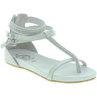 Pantofi Femei Sandale  18+ 6110 Alb
