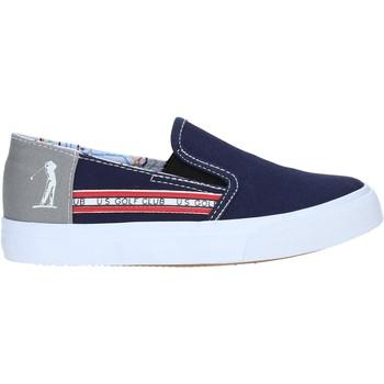 Pantofi Băieți Pantofi Slip on U.s. Golf S19-SUK403 Albastru