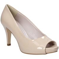 Pantofi Femei Pantofi cu toc Grace Shoes 738I001 Bej