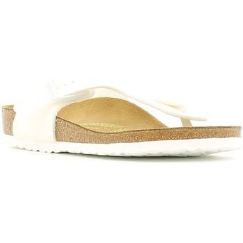 Pantofi Copii  Flip-Flops Birkenstock 847223 Alb