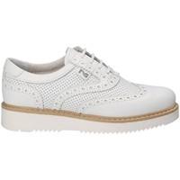 Pantofi Copii Pantofi Derby Nero Giardini P830040F Alb