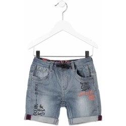 Îmbracaminte Copii Pantaloni scurti și Bermuda Losan 815-6012AC Gri