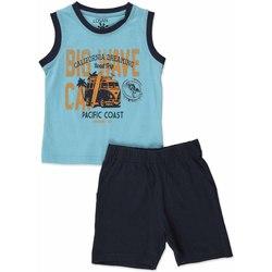 Îmbracaminte Băieți Compleuri copii  Losan 815-8640AC Albastru