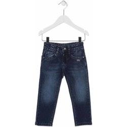 Îmbracaminte Copii Jeans slim Losan 815-9014AC Albastru