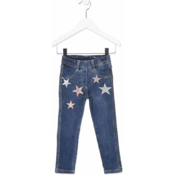 Îmbracaminte Copii Jeans slim Losan 816-6013AD Albastru