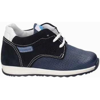 Pantofi Copii Ghete Melania ME1041B8E.B Albastru