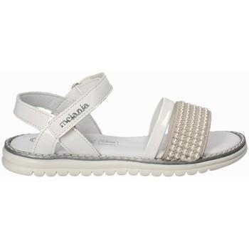 Pantofi Fete Sandale  Melania ME6094F8E.B Alb
