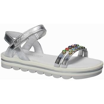 Pantofi Fete Sandale  Melania ME6143F8E.A Gri