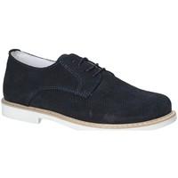 Pantofi Băieți Pantofi Derby Melania ME6276F8E.A Albastru