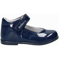 Pantofi Fete Balerin și Balerini cu curea Melania ME1023B8E.C Albastru